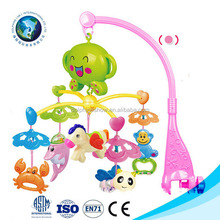 Baby Musical Mobile Toys With Hanging Animal Toy Wholesale Whirling Educational Hanger Toys