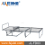 space saving new design ottoman stool folding bed DJ-PQ04-3 (JL-FD03)
