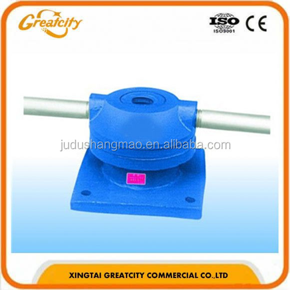 super side swing screw gate hoist hoist with limit switch