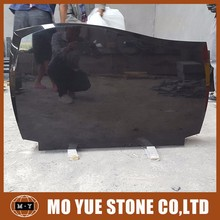 New products china heart style granite tombstone