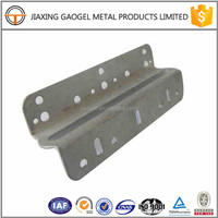 Excellent Customized Galvanized Sheet Metal Price