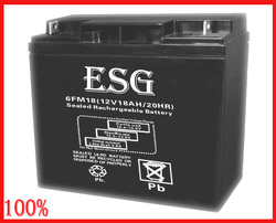 best price battery maintenance free 12v18AH sealed lead acid batteries