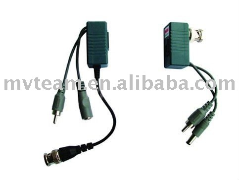 Hot Selling BNC to RJ45 Balun Converter