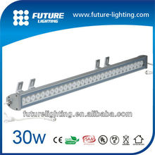 Made in China 30W RGB Waterproof led light outdoor led light bars for off-road