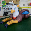 Hongyi Brand Inflatable Eagle Animal CartoonToy , Inflatable Cartoon Character For Kids