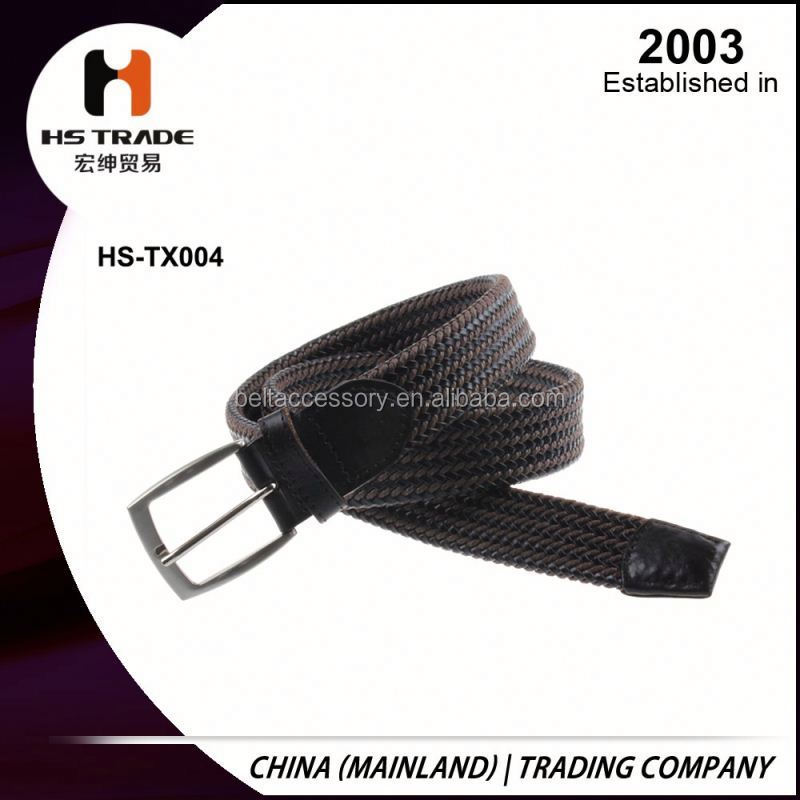 tiny slim wax cord belt with hooks, bungee cord belt