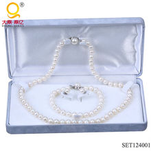 wholesale 2015 classical pearl jewelry set