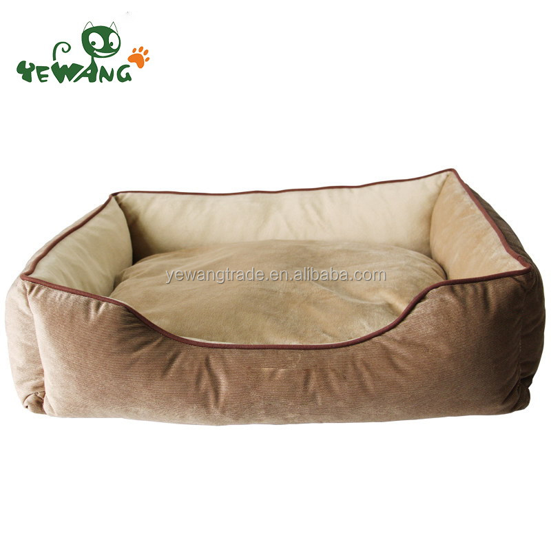 China manufacture top sell funny strawberry dog beds