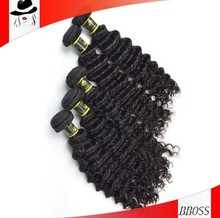 100% unprocessed genuine virgin brazilian hair extensions, dye virgin brazilian hair jet black