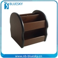 Wholesale Multi-function new designed environmental wooden pen holder