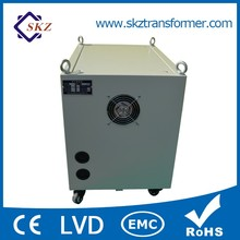 OEM Industry Silicon Iron Core Three Phase Autotransformer