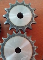 Industrial Alloy Steel material Roller Chain Sprockets