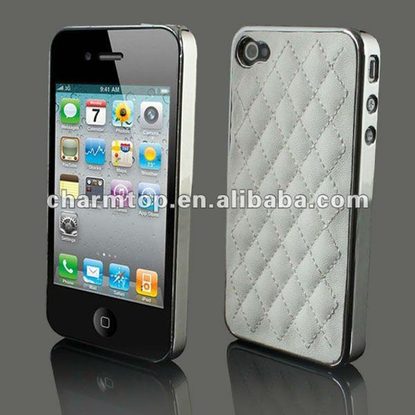 White Case for iPhone 4