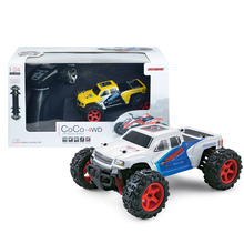 Hot sale 1/24 4wd high speed rc mini car with three differentials