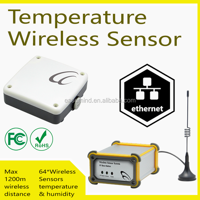 Temperature Wireless Sensor zigbee pressure meter G7 TM sensor