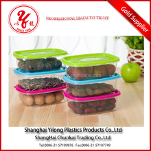 650ML food grade food container food crisper