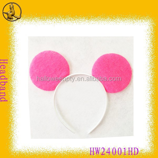 2015 Mickey Head Bopper Party Headband
