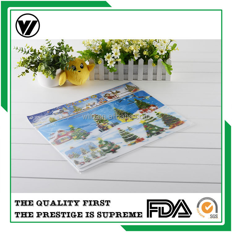 China Wholesale Custom Printed Placemats Supplier