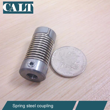 Flexible spring steel coupling shaft encoder coupling CH9402