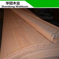 grade A manufactur wood veneer can instead of keruing gurjan face veneer with cheap price
