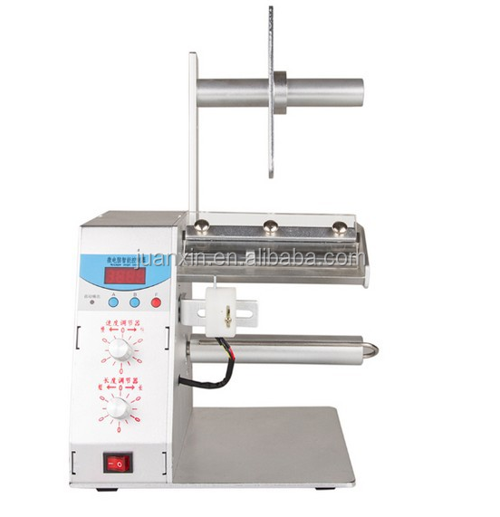 China Manufacturer New Automatic Sticker Label Dispenser/Labeling Machine/Label Peeling Machine