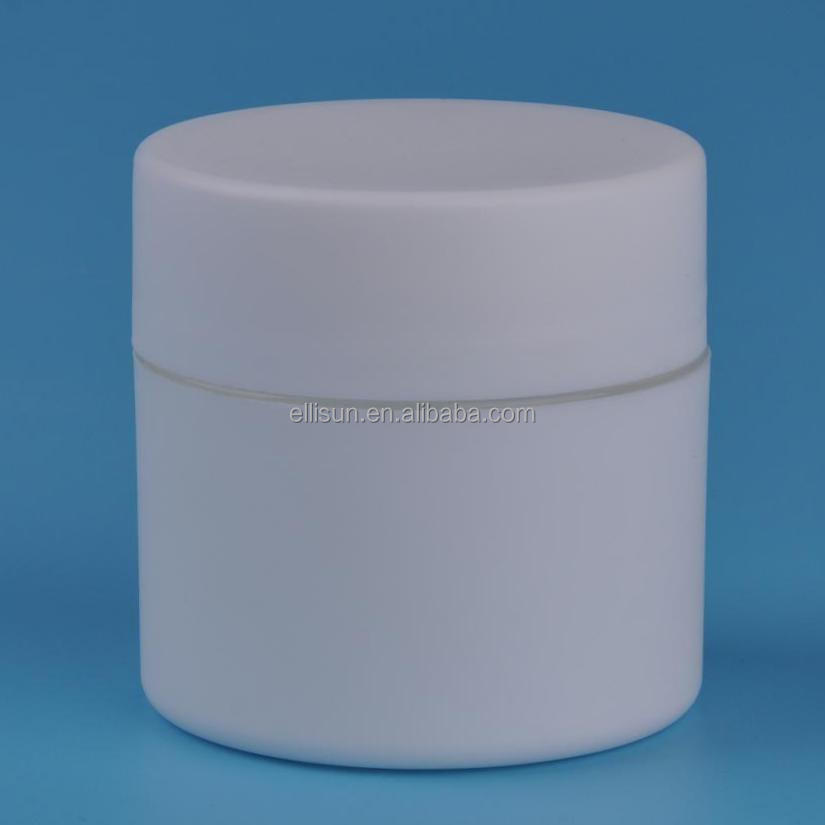 Cosmetic suncream packaging plastic disposable waste container