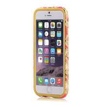 high quality diamond bumper case for iphone 6
