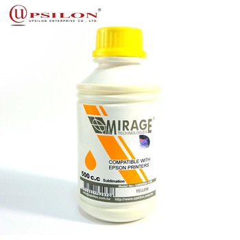 High Solution Dye 500CC Printer Ink Bulk For Epson Canon