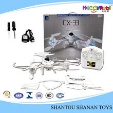 CX-33C 2.4G 4CH 6-axis Media RC quad copter