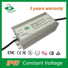 high power dimmable 12v 60w waterproof led driver for 5050 LED strip