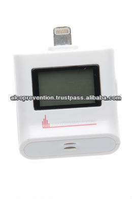 alcohol tester i Alco for i Phone 5