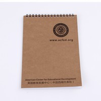 Excellent Handmade PU Leather Custom Paper pu notebook 2014 calendar notebook