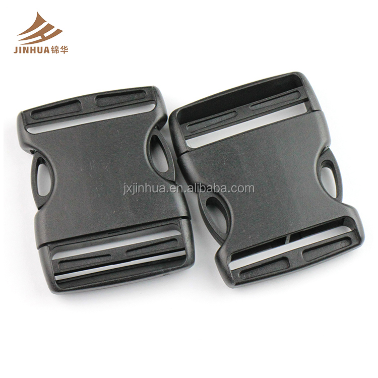Colored Bag Plastic Side Release Buckle Custom Heavy Duty Plastic Buckle