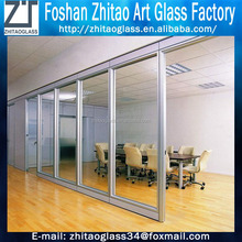 Business Building Office 10mm tempered glass cut to size