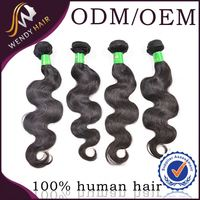 100% unprocessed Annual exports of 50000 yaki fusion hair extensions