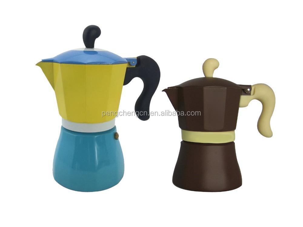 2015 new design italian espresso moka coffee maker stove top coffee maker espresso machine moka