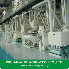 Complete Rice Hulling Mill Machine