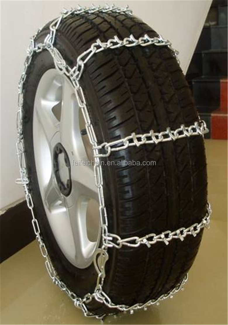 V bar Snow Chains with Ice Breaker 1834