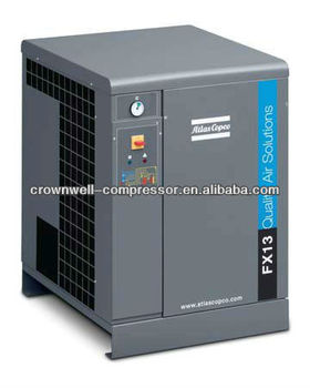 Atlas Copco Compressor Air Dryer Atlas Copco Refrigerant air dryers FX20