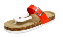 Summer Cork Style Latest Ladies Slippers Shoes And Sandals