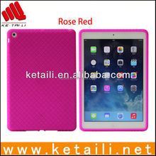 For iPad Air 2 Custom Silicone Tablet Case Factory
