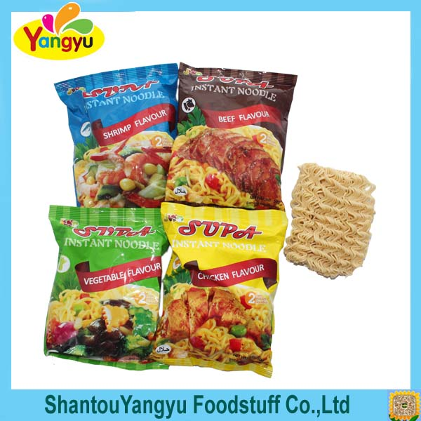 Chinese wholesale halal Instant noodles