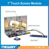 7 inch TFT HDMI windows Raspberry LCD display screen