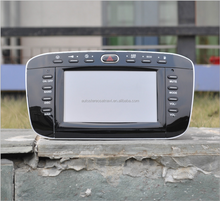 can bus AUX car dvd player navigation gps for fiat grand punto/linea