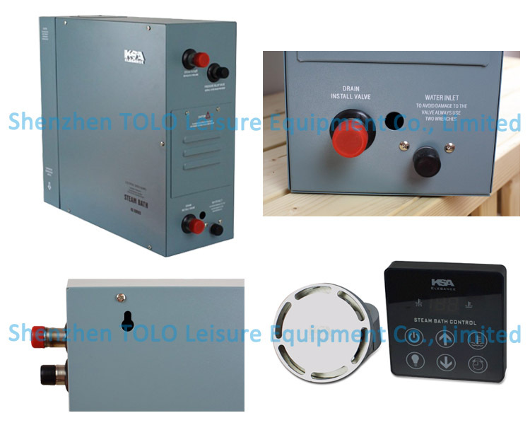 Turkish steam generator, turkish sauna accessories, turkish sauna machine