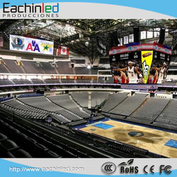Eachinled 6.9mm Pixel Pitch Large Score LED Display Screen for Stadiums