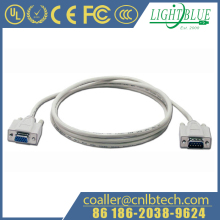 RS232 Serial DB9 to VGA Cable 6FT