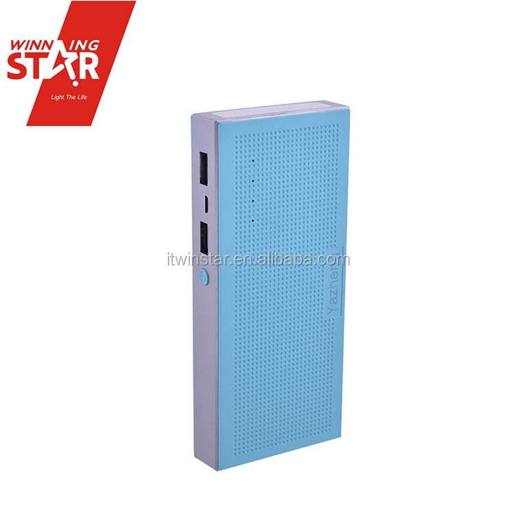 Winningstar Fancy 12000mah Portable Power Bank
