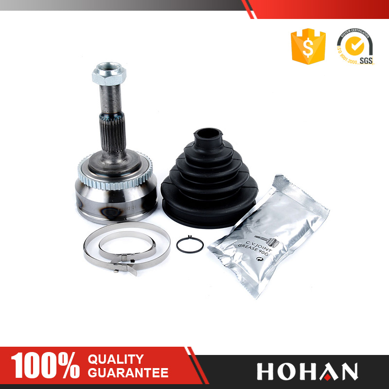 OEM design motor axle drive shaft auto chassis parts 8111303 outer cv joint for Volvo