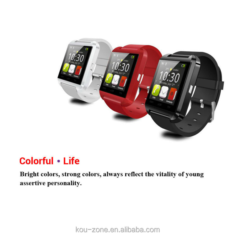 New Smart Bluetooth Watch Wrist Watch Bluetooth Cheapest Smart Watch Mobile Phone